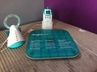 Angelcare baby monitor and movement sensor