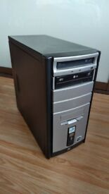 AMD Dual Core Entry Level Gaming PC