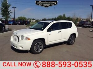 2008 Jeep Compass 4WD NORTH Heated Seats,  Remote Start,