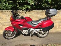 Honda Deauville 650cc motorcycle with 1 years mot
