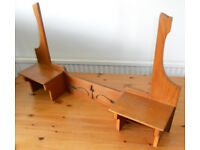 Shelf to place on a Dressing Table, Chest of Drawers or Sideboard