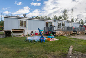 Nicely updated and well care for mobile home for sale