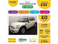Mini Cooper D FROM £25 PER WEEK!