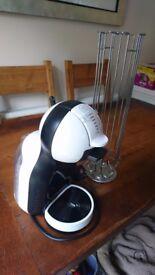 Nescafe Dulce Gusto DeLonghi Coffee Machine