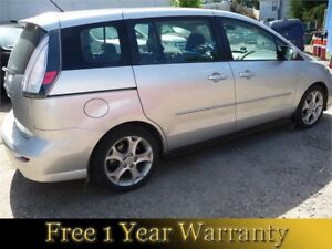 2009 Mazda Mazda 5 GT 6 Pass Leather No Fees