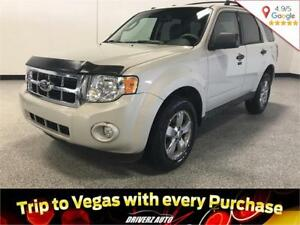 2009 Ford Escape XLT Automatic CLEAN CARPROOF, BLUETOOTH, USB