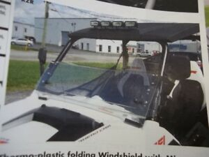 KNAPPS has LOWEST PRICE on CAN AM WINDSHEILDS