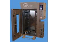 Combi Smoker Oven, Pasteurizer, BBQ,Steamer, Roaster,Smoking chamber, Smoke House, Commercial Smoker
