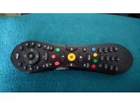 Virgin Tivo and V6 remotes