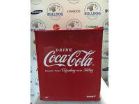 Husky HUS-EL196 Coca Cola Mini Fridge