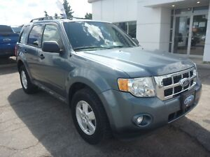 2011 Ford Escape XLT Automatic 3.0L AWD