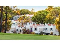 Vilar do Golf Quinta Do Lago Almancil, Algarve 2 Bedroom Family Duplex Self Catering 14-21st Dec
