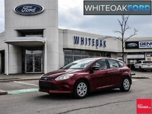 2014 Ford Focus SE, upgrade to c.p.o 1.9% fin ext warr