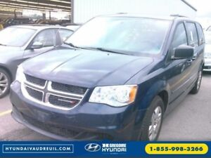 2013 Dodge Grand Caravan SE Bi-Zone A/C Stow 'n Go MP3/Satellite