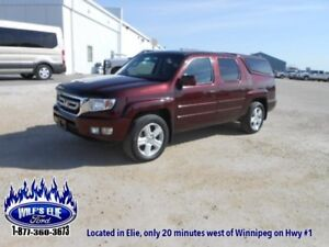 2010 Honda Ridgeline RTL   Navigation - Leather