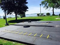 OUTDOOR TRAINING WEST ISLAND