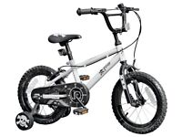 Boys 14 inch Pirate Bike - barely used. 2 Available.
