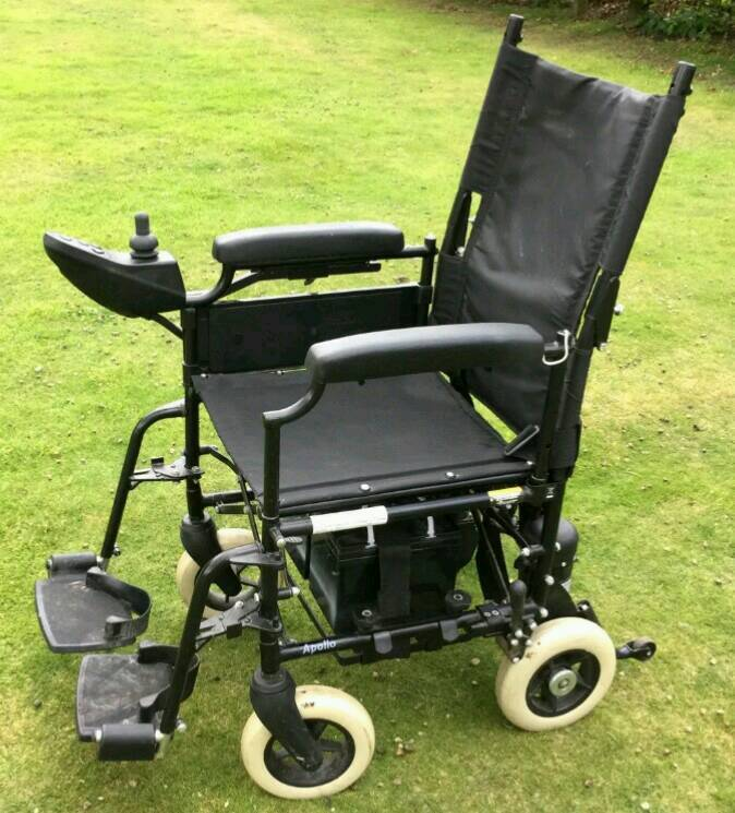 Invacare apollo electric wheelchair | in Sheffield, South Yorkshire ...