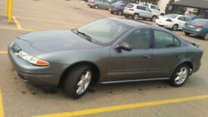 03 Olds Alero GLS, V6 (Solid & Only 105KMs) Just $5300 OBO