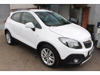 Vauxhall Mokka EXCLUSIV S/S-1OWNER-LOW MILEAGE