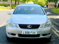 2006 06 Reg LEXUS GS 450H 3.5 AUTO SE WITH SUNROOF+ADAPTIVE CRUISE!