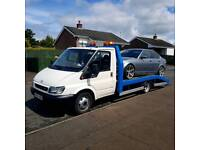 **** FORD TRANSIT RECOVERY ****