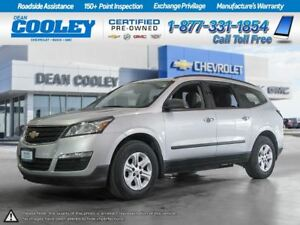 2016 Chevrolet Traverse AWD/LS/REAR VISION CAMERA/ONSTAR