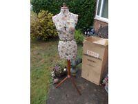 vintage dressmakers dummy/model super formella 1960's