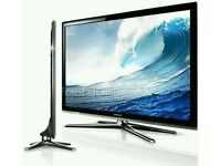 "Samsung 55"" LED TV HD FREEVIEW USB PLAYER FULL HD 1080P。"