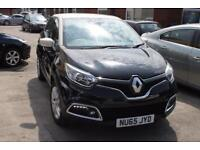 A Just Run In Renault Captur 1.5 DCI 90 DYNAMIQUE NAV