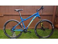 Norco Charger 7.2 2016 Hardtail Mountain Bike
