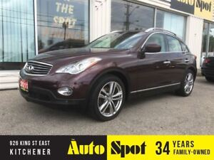 2011 Infiniti EX35 Luxury/PRICED FOR A QUICK SALE