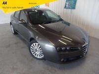 2008 08 ALFA ROMEO 159 1.9 JTDM 16V LUSSO 4D 150 BHP DIESEL