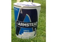 Armstead trade paint Matt emulsion 5ltr jasmine white