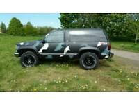 Chevrolet tahoe/blazer 6.5 turbo diesel V8