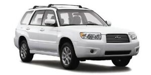 2007 Subaru Forester Forester 2.5x