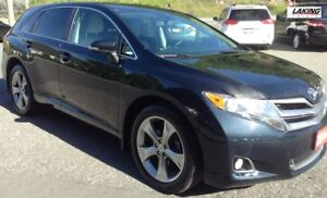 """2014 Toyota Venza LE AWD """"""""LOW"""""""" KILOMETERS One Owner, Bluetooth"""