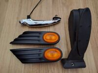 BMW mini R56 side lights, handle, accelerator pedal FREE