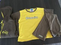 Brownie uniform bundle 3, Hoody, T-Shirt & leggings