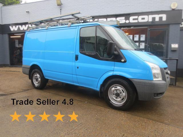 2010 Ford Transit T330 2.4TDCi 140ps 4x4 ALL WHEEL DRIVE SWB LR Diesel blue Manu