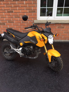 2015 Honda GROM Practically Brand New