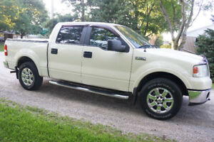2007 Ford F-150 Lariat Crew Cab 4x4 - Certified