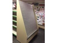 Card Units and Shelving with Draws Bought all Brand New Excellent Condition 6 Months Old
