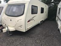 Avondale dart 630/6 2010 6 berth twin axle touring caravan