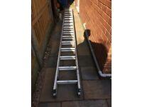 Abru starmaster extension ladder
