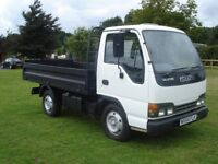 Izuzu NKR 77 Turbo Electric Tipper 3.0 Litre Diesel 2005