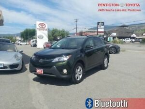 2013 Toyota RAV4 XLE  - TOUCH SCREEN -  BACKUP CAMERA -  BLUETOO
