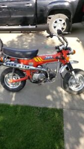 For Sale - 1977 Honda CT70 Trail 70