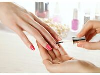 HOME SERVICES MANICURE AND PEDICURE