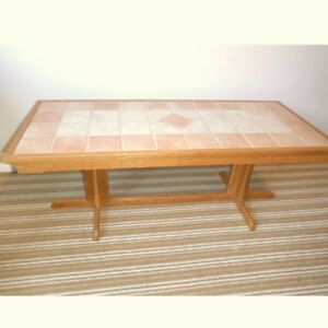Solid Wood Coffee Table, Delivered